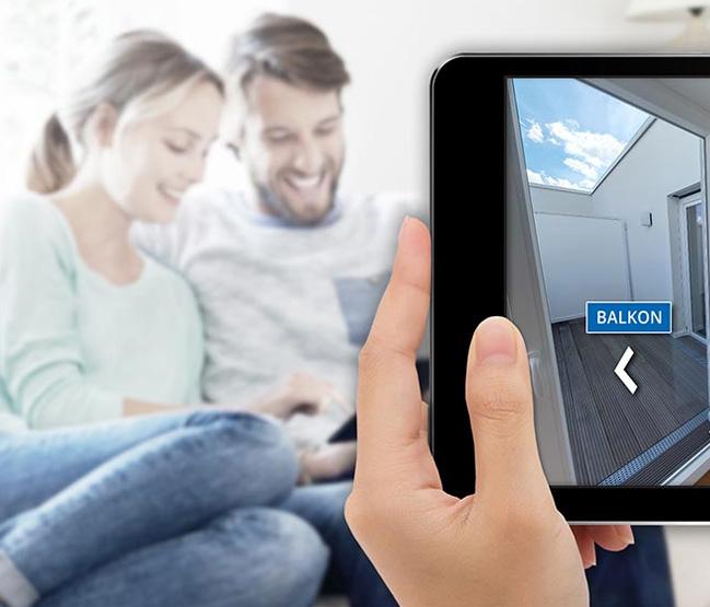 IMAXX Immobilien - Online-Besichtigung